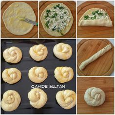 peynirli açma tarifi: