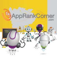 AppRankCorner a ouvert en janvier 2014. Apprankcorner opened in January 2014 www.apprankcorner.com