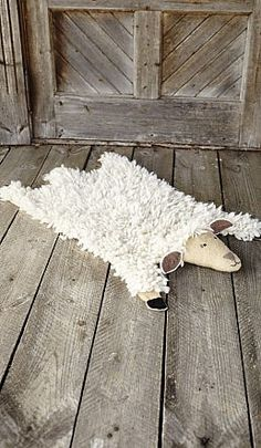 Sheep Rug - Plümo Ltd