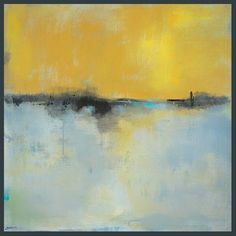 Contemporary Abstract Landscape Paintings by Jacquie Gouveia - Original Art for the Home or Office #abstractart