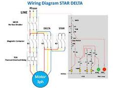 Image result for automatic star delta connection for two motors hasil gambar untuk wiring diagram star delta ccuart Image collections