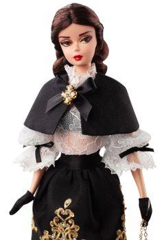 "Collecting Fashion Dolls by Terri Gold: Silkstone Fashion Model Collection ""Ducissima"""
