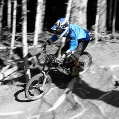 Morzine, in Portes du Soleil in the Rhône-Alpes, is the heartbeat of France's downhill mountain biking scene French Alps, Where To Go, Mountain Biking, Bike, France, Heartbeat, Pinball, September, Trees