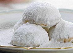 Kουραμπιέδες με ελαιόλαδο από το Λεβίδι Greek Sweets, Greek Desserts, Greek Recipes, Sweets Cake, Cupcake Cakes, Cyprus Food, Greek Cookies, Greek Pastries, Cookie Recipes