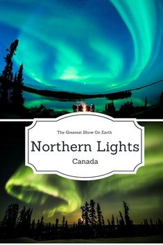 Canada's Northern Lights - The Greatest Show on Earth? Canada's Yukon Territory is a great place to see the Aurora Borealis lighting up the night's sky. Northern Lights Canada, See The Northern Lights, Pvt Canada, Visit Canada, Canada North, Vancouver, Alaska, Lofoten, Alberta Canada