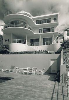 p/alexandra-kidd-design-po-style-akd-philip-cox-max-dupain - The world's most private search engine Architecture Building Design, Concrete Architecture, Facade Design, Architecture Photo, Landscape Architecture, Estilo Art Deco, Streamline Moderne, Art Deco Buildings, Art Deco Design