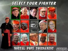 Como o Papa é escolhido