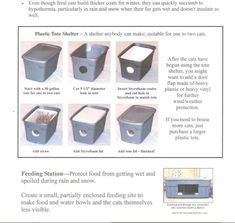 Feral cat house make them every winter Cat Shelters For Winter, Cat Condo, Cat Furniture, Cat Toys, Feral Cat Shelter, Outdoor Cat Shelter, Feral Cat House, Outdoor Shelters, Feral Cats