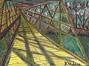 Super Bridge by George Washnis