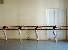 dance inspiration: ballet warm up stretches