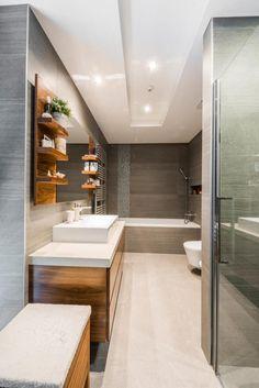Családi ház - XII. kerület • Gortva Építész Stúdió Budapest, Alcove, Bathtub, Bathroom, Standing Bath, Washroom, Bathtubs, Bath Tube, Full Bath