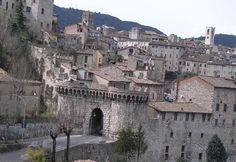 Italia da scoprire Narni borgo antico bellezza tra bellezze umbre