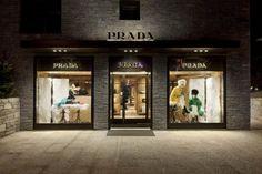 Nova loja Prada em Courchevel #prada #courchevel #new #store