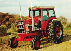 Farmall Tractors, Case Ih, International Harvester, Rubber Tires, Farming, Vehicles, Badass, Literature, Childhood