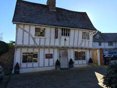 Lavenham Bury St Edmunds, Cabin, House Styles, Home Decor, Decoration Home, Room Decor, Cabins, Cottage, Home Interior Design
