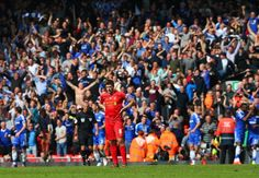 Mourinho tells Chelsea fans: Don't disrespect Gerrard
