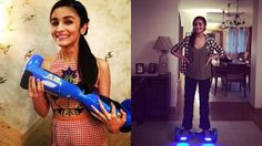 These #Bollywood celebs just can't stay on the ground! #iowalk crazy celebs: #ClickToRead