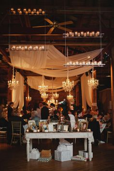 Elegant Nashville Loft Wedding   photography by http://www.kristynhogan.com/