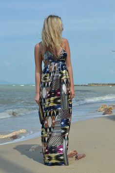 Maxi dress, long dress  www.stylecookbook.cz   #maxidress #longdress