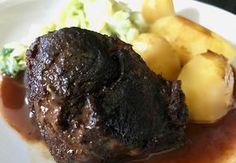 Lust auf Lecker ❤️: Ochsenbäckchen mit Portweinsauce