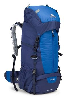 High Sierra Summit 45 Backpacking Pack ^^ Amazing outdoor product just a click away  : Camping supplies