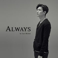 [Single] Lee Min Ho – Always By Lee Min Ho (MP3)