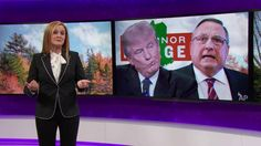 Hold out until the end of the bit!!! == Maine's Personal Trump | Full Frontal with Samantha Bee | TBS