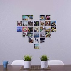 Foto Herz Collage Quadrate Foto Herz Collage Quadrate The post Foto Herz Collage Quadrate appeared first on Fotowand ideen. Heart Picture Collage, Heart Shaped Photo Collage, Collage Foto, Photo Wall Collage, Heart Collage Of Pictures, Picture Wall, Heart Photo Walls, Heart Wall, Photo Heart