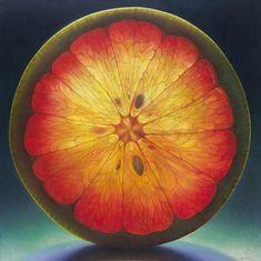 Лимонный фонарик. Фотография