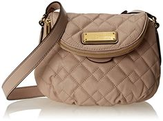 Marc by Marc Jacobs New Q Quilted Mini Natasha Cross Body Bag, Cement, One Size Marc by Marc Jacobs http://www.amazon.com/dp/B00R3GKLIK/ref=cm_sw_r_pi_dp_ey-Tub057DJ16