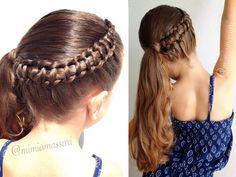 Line braid by @mimiamassari