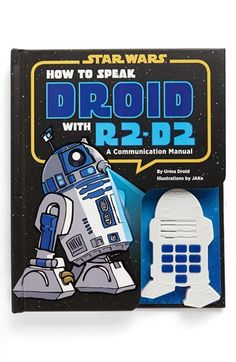 'Star Wars™ How to Speak Droid' Book  http://rstyle.me/n/c57k7nyg6