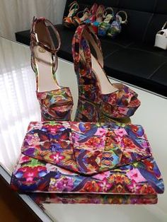 Ladies bag and matching shoes | Women's Shoes | Gumtree Australia Canterbury Area - Kingsgrove | 1132955829