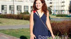 Retro sukienka w groszki – zawsze chciałam taką uszyć
