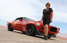 A huge congrats to our friend Mary Pozzi for defeating Al Unser Jr. to win the CAMT class National Championship, at this week's SCCA Inc. SOLO Nationals, in her '73 Camaro on Forgeline GA3 wheels! Mary is only the 4th woman to ever win an open class national championship! See more at: http://www.forgeline.com/customer_gallery_view.php?cvk=692  Photo courtesy of Grassroots Motorsports Magazine. #Forgeline #GA3 #notjustanotherprettywheel #madeinUSA #Chevy #Camaro