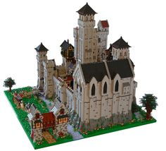 Lego castle. | by SphericalTools