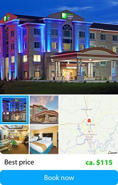Holiday Inn Express Hotel & Suites Somerset Central (Somerset, USA) – Book this hotel at the cheapest price on sefibo.
