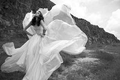 Wedding dress movement