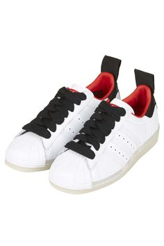 new product 8e31a fdbb7 Photo 3 of Superstar  80s Trainers by Topshop for adidas Originals Baskets,  Basket Superstar