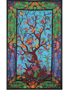 c7820d26c37f1 19 Best Tree of life images in 2015 | Tapestry wall hanging, Tree of ...