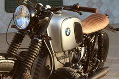 BMW R75 /6 Irreverend cafe racer de Corb Motorcycles - Caferz.com