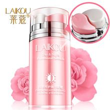 High Quality LAIKOU Rose Moisturizing Firming Eye Cream Anti Wrinkle Eye Soothing Remove Pouch To Swelling To Fat Particles Dark(China (Mainland))