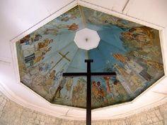 Magellans Cross in Basilica De Santo Niño Cebu