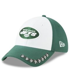 arrives 7948a afba4 New Era New York Jets Draft 39THIRTY Stretch Fitted Cap - Green S M