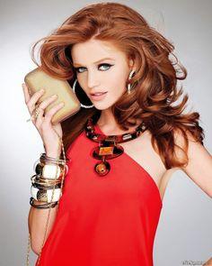 Large libia redhead agree