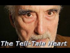 Edgar Allan Poe - The Tell-Tale Heart (read by Christopher Lee) - YouTube