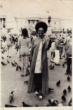 Mimi Joshua-Olushoga, London, 1971