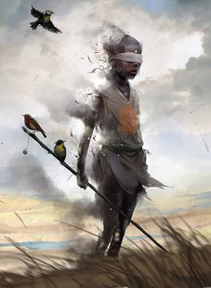 NatureC by Brenoch Adams | Illustration | 2D | CGSociety ... telling visual stories