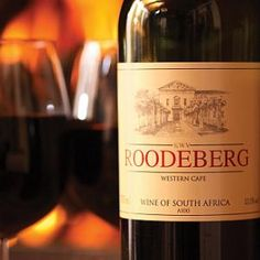 Roodeberg South African #Red #Wine