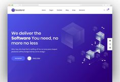 SaasLand - MultiPurpose WordPress Theme for Saas & Startup Competitor Analysis, Mobile Application, Wordpress Theme, Software, Templates, Sayings, Blog, Inspiration, Biblical Inspiration